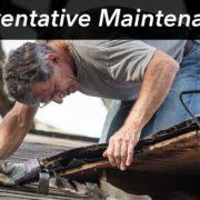 Condo preventative maintenance